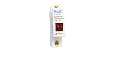 Dispositivo de proteção contra surtos (DPS) JBY1